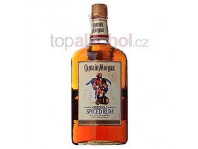 Captain Morgan Spiced Gold 0,2 l