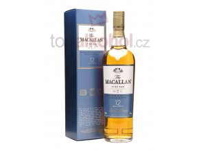 Macallan Fine Oak 12 yo 0,7l