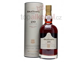 Graham´s Port Wine Tawny 20 YO 0,75 l