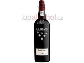 Graham´s Port Six Grapes 0,75l