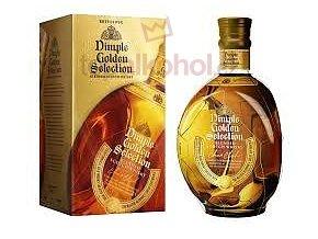 Dimple Golden Selection 0,7l