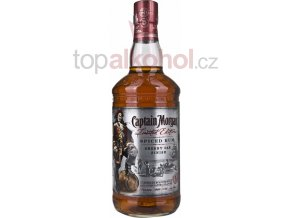 Captain Morgan Spiced  Sherry Oak Finish Limited Edition 0,7l