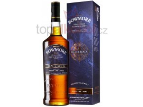 Bowmore Black Rock 1 l