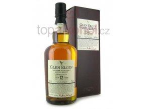 Glen Elgin 12 yo 43 % 0,7 l