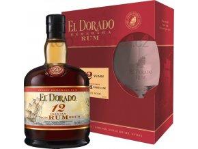 El Dorado 12 yo 0,7l v dárkovém balení