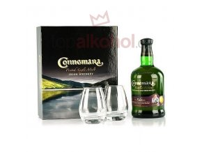 Connemara Distillers Edition 0,7l v dárkovém balení