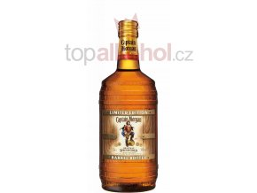 Captain Morgan Spiced Gold 1,5 l Limited Edition Barrel Bottle