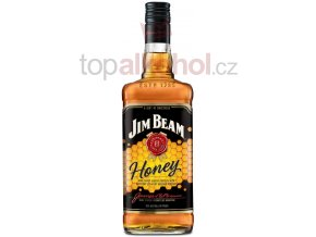 jim beam bourbon honey 1l