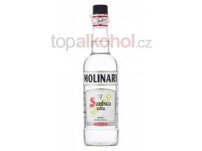 Sambuca Molinari Extra 40 % 1 l