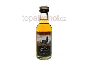 Famous Grouse Black 0,05l