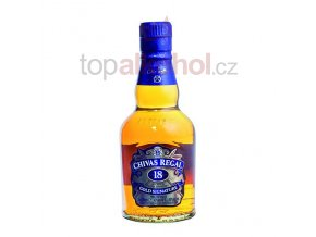 Chivas Regal 18 yo 0,05l