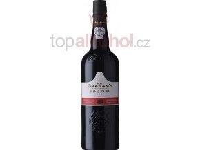 Graham´s Port Wine Ruby 0,75 l 19 %