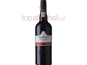Graham´s Port Wine Ruby 0,75 l