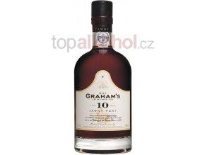 Graham´s Port Wine 10 yo 0,75 l