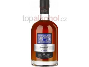 Rum Nation 18 yo Panama 0,7 l