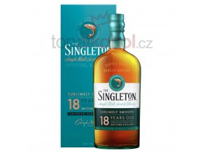 Singleton of Dufftown 18 yo 0,7l