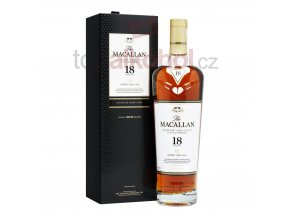Macallan 18 yo Sherry Oak 0,7l