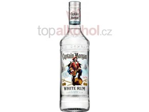 Captain Morgan White Rum 0,7 l