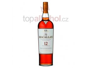 Macallan Sherry Oak 12 yo 1,75l