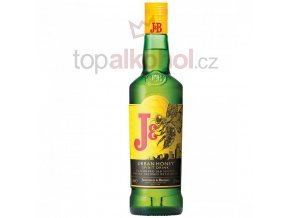 J&B Honey 0,7 l  35 %