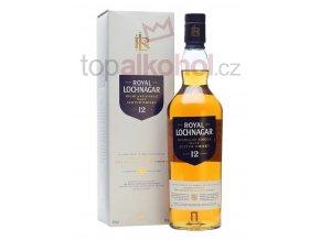 Royal Lochnagar 12 yo 0,7 l