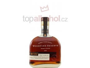 Woodford Reserve Double Oaked 0,7l