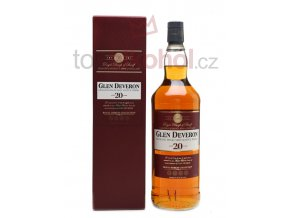 Glen deveron 20yo