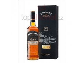 Bowmore 25 Years Old Small Batch Release 0,7 l