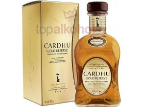 Cardhu Gold Reserve 0,7 l