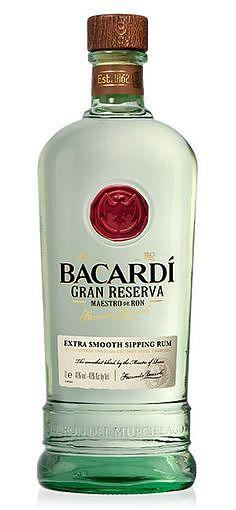 Bacardí Bacardi Gran Reserva Maestro de Ron 1l