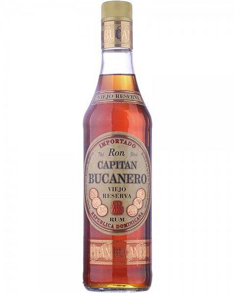 Captain Bucanero Viejo Reserva 0,7l