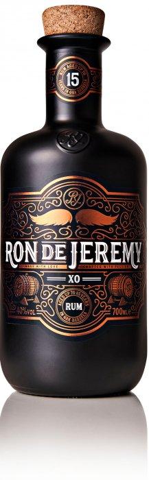 Ron de Jeremy XO 0,7 l 40 % (holá láhev)