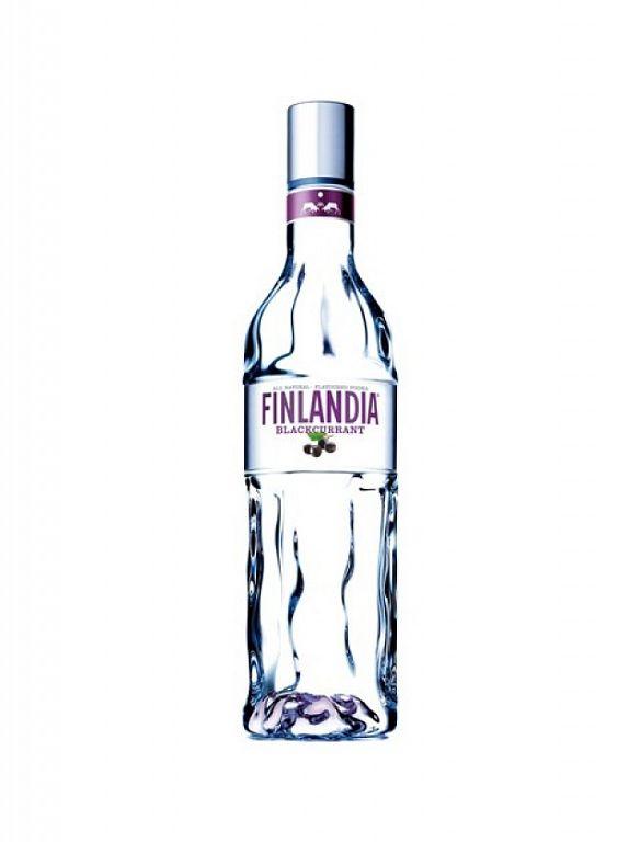 Finlandia Blackcurrant 0,7 l