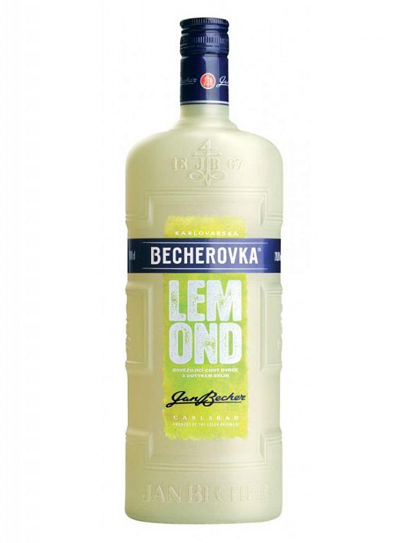 Becherovka Lemond 1l
