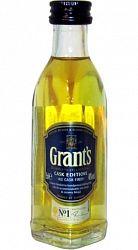 Grants Ale Cask modrá 0,05l