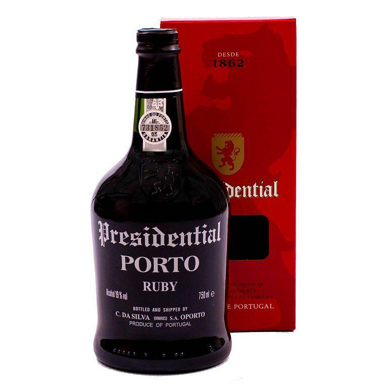 Presidential Porto Ruby 0,75 l