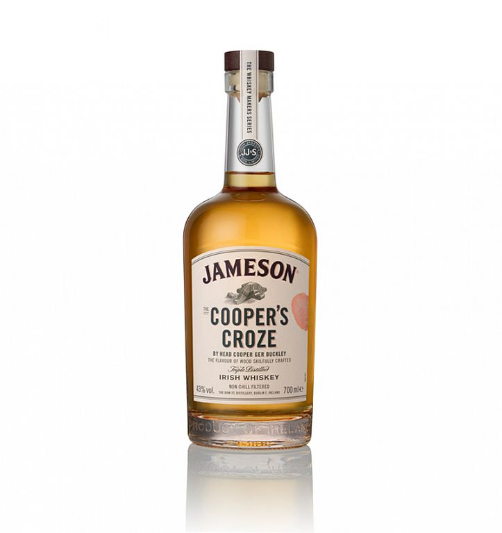 John Jameson Jameson Cooper´s Croze 0,7l