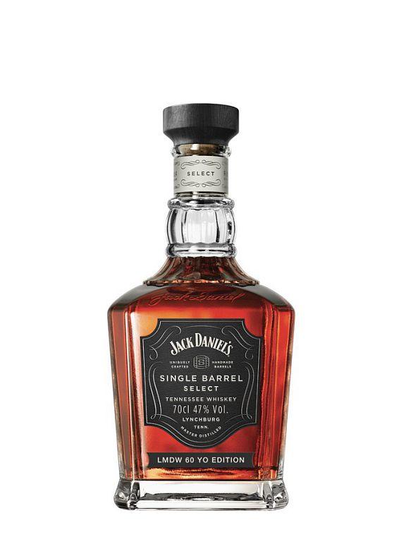Jack Daniel´s Jack Daniels Single Barrel LMDW 60 yo edition 0,7l