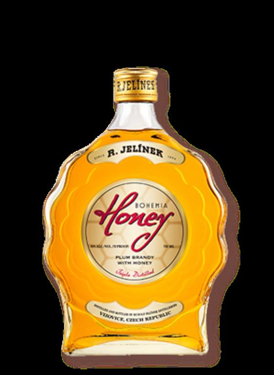 Bohemia Honey 0,05l Rudolf Jelínek