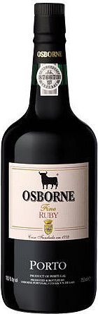 Osborne Fine Ruby Porto 0,75l