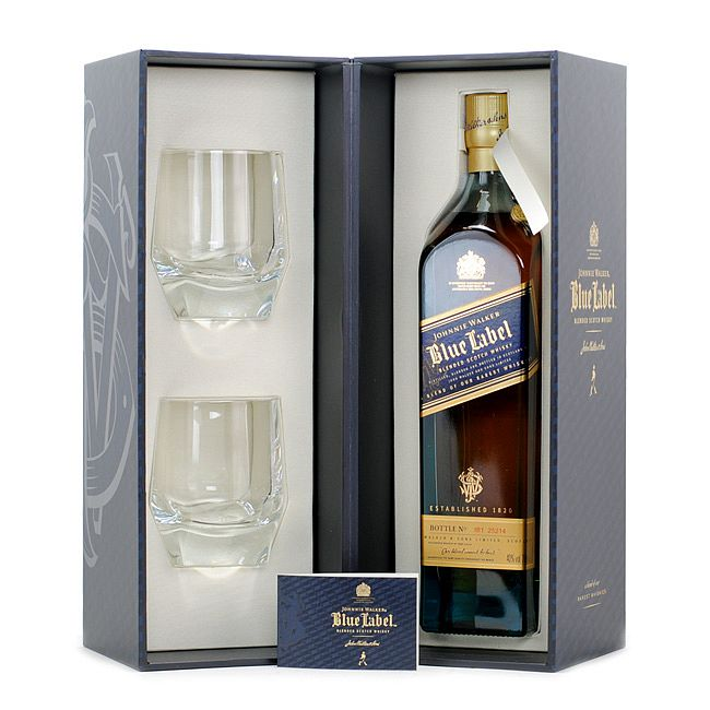 Johnnie Walker Blue Label 0,7l Crystal