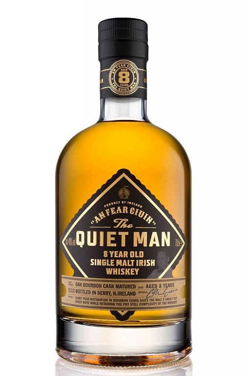 The Quiet Man 8 yo 0,7l