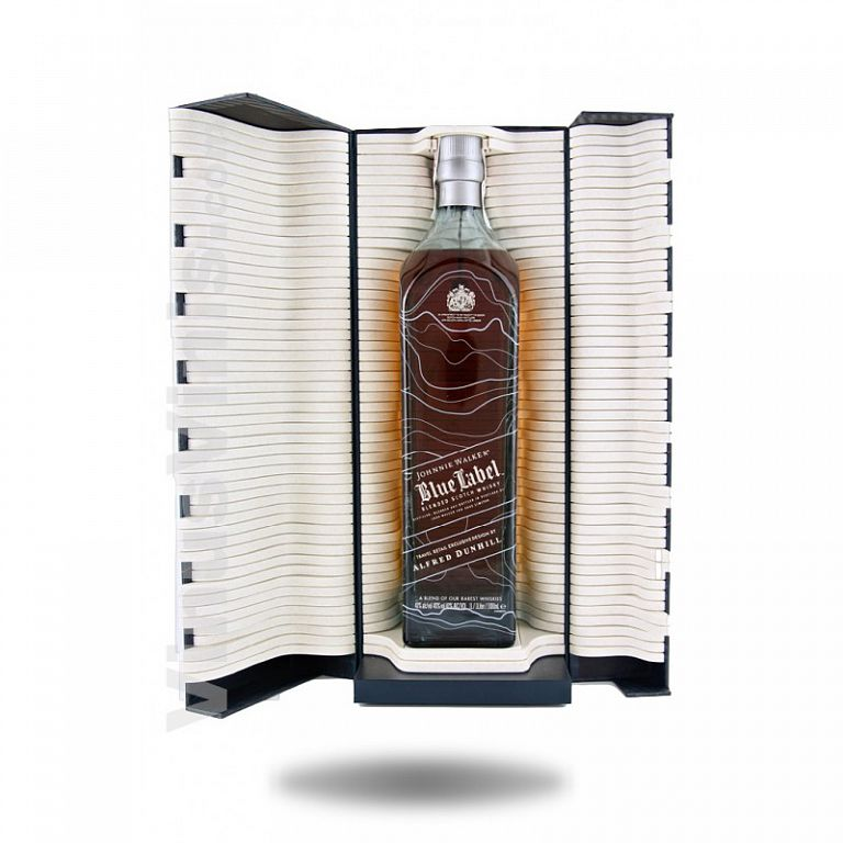 Johnnie Walker Blue Label by Alfred Dunhill 1l
