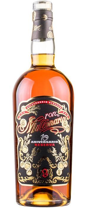 Millionario Ron Millonario Anniversario Reserva 10 Years 0,7 l