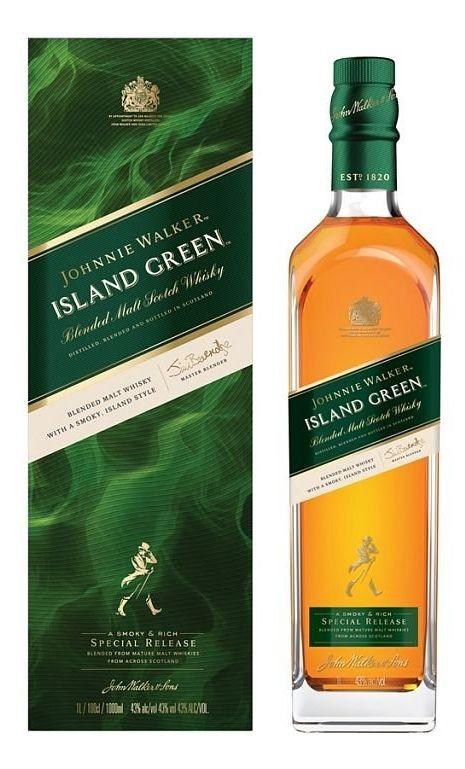 Johnnie Walker Island Green 1 l