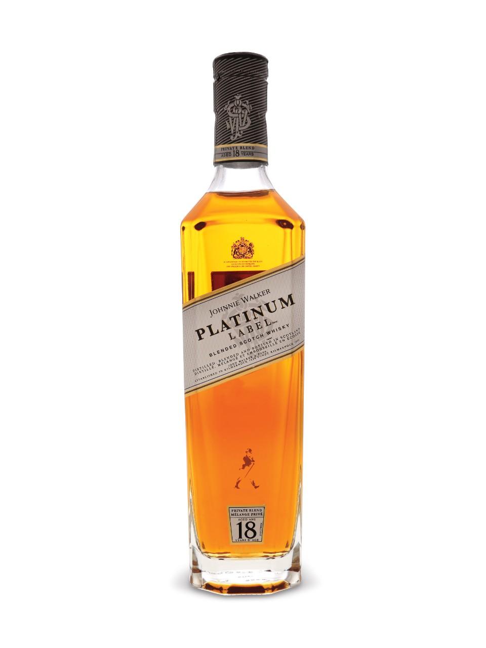 Johnnie Walker Platinum Label 0,2 l