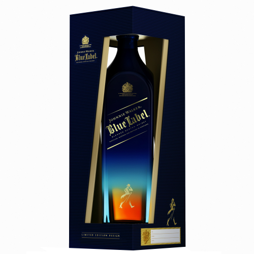 Johnnie Walker Blue Label The Karmán Line Edition 0,75 l