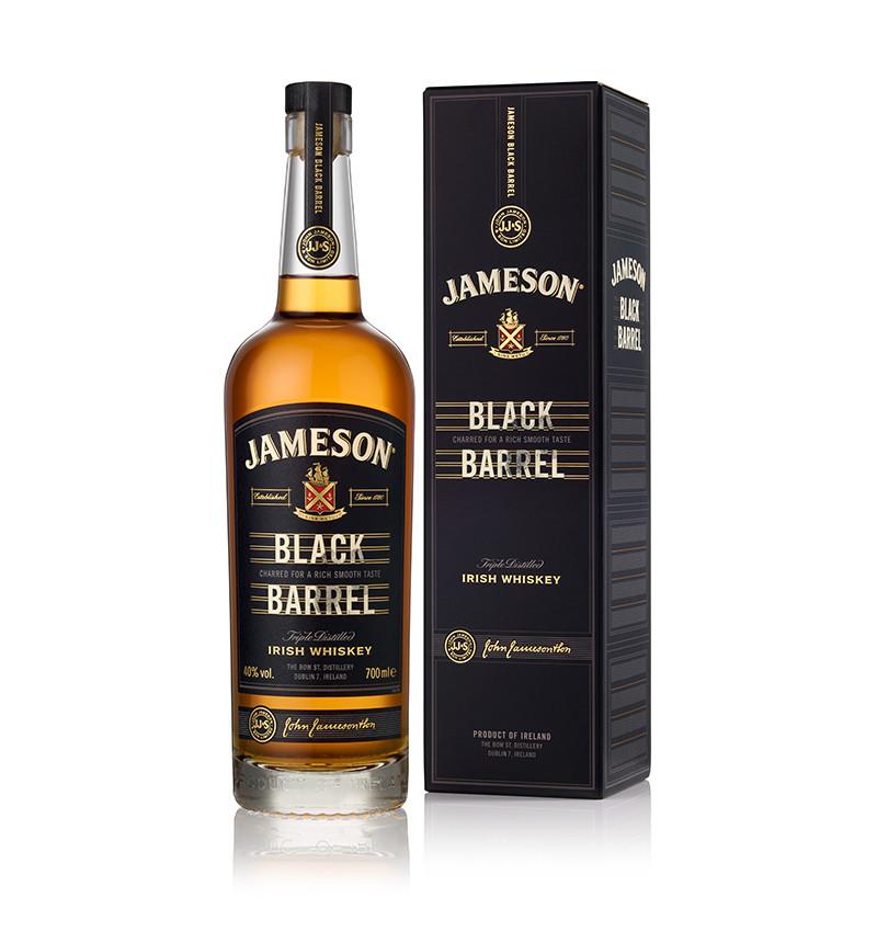 John Jameson Jameson Black Barrel 0,7 l