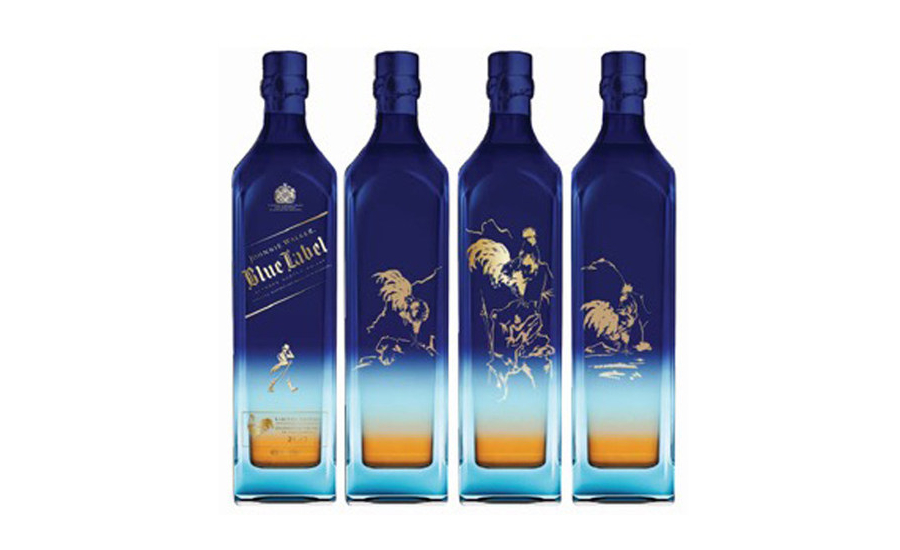 Johnnie Walker Blue The Year of The Rooster 0,75 l