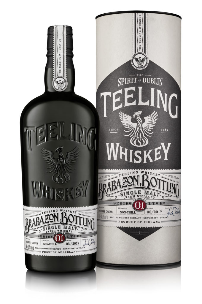 Teeling Single Malt Brabazon Bottling 0,7 l